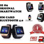 JAM Pintar DZ09 ( Model DZ09 SMARTWATCH )