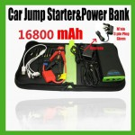 CARS JUMP STARTER & POWER BANK